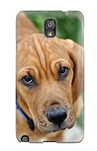 Sanp On Case Cover Protector For Galaxy Note 3 (tosa Inu)