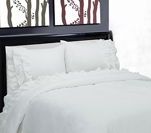 ruffled bed sheets - 7