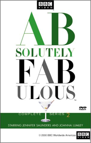 Absolutely Fabulous - Complete Series 2 -