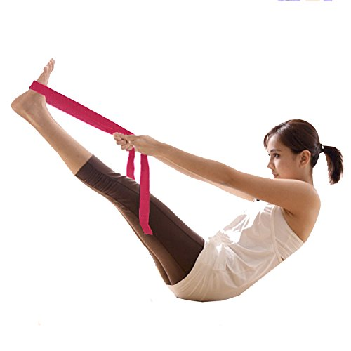 GOWOW Yoga Mat Strap Cotton Sling Carry Fitness Pilates