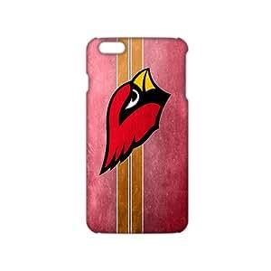 Arizona Cardinals 3D Phone Case for Iphone 6