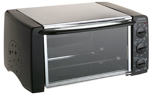 toaster amazon with stainless krups slot housing slices chrome com set and breakfast brushed steel dp