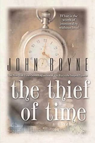 book cover of The Thief of Time