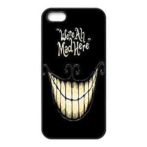 Were all mad here Phone Case for iPhone 5S Case