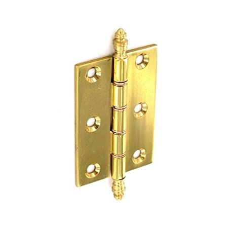 Securit Stainless Steel B.b Hinges Polished 100mm 1 1//2 Pair