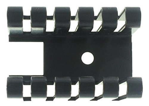 5 pieces AAVID THERMALLOY 551002B00000G HEAT SINK