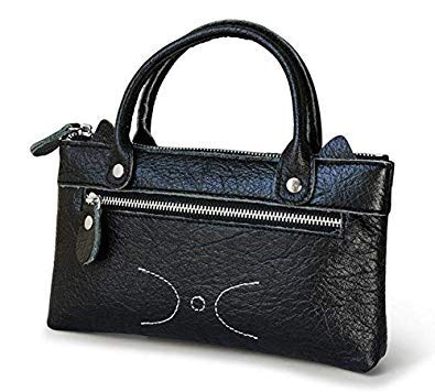7682522cb442 Buy Bloomerang Lady Genuine Leather Handbag Mini Hand Bag Lovely Mobile  Phone Bag New Fashionable Women B Online at Low Prices in India - Amazon.in