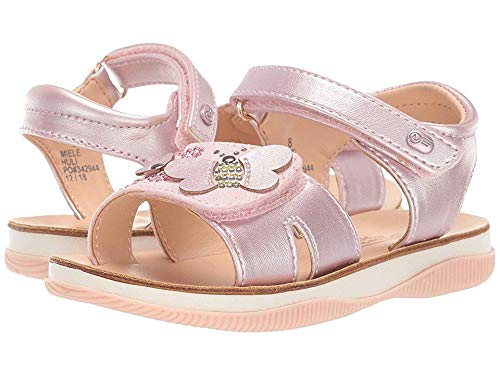 Naturino Express Baby Girl's Miele (Toddler/Little Kid) Pink Pearl 10 M US Toddler