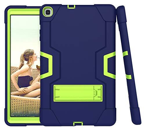 Funda Para Tablet Samsung Galaxy Tab A 10.1 Sm-t510 2019 (azul-verde