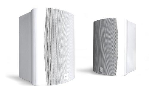 KEF Ventura 6 Outdoor All-Weather Loudspeakers White (Pair)