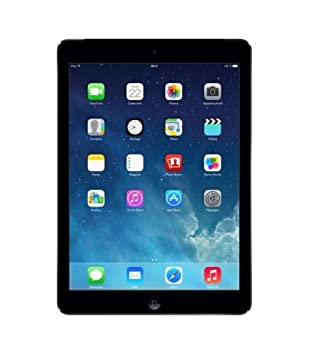 6655f8b513e1d7 Apple iPad Air 16Go Wi-Fi - Grey Sidereal  Amazon.fr  Informatique