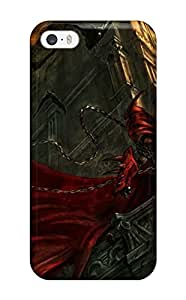 New Fashion Premium Tpu Case Cover For Iphone 5/5s - Spawn Comics