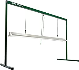 Hydrofarm T5 Grow Light System for Seed / Plant with Stand, 4-Foot