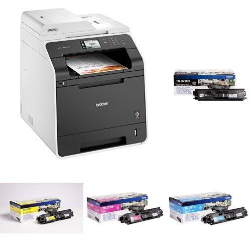 Brother MFC-L8650CDW - Impresora multifunción láser color + ...