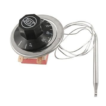 Amazon.com : eDealMax 30-80C regolabile regolatore di temperatura capillare del termostato : Baby