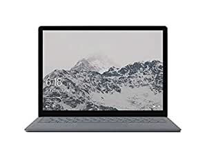 Microsoft Surface Windows 10 Laptop Intel Core i7 7600U- 512gb SSD - 16GB Ram -Intel Iris Plus Graphics 640 - 13.5 inch touch screen - Platinum Grey -JKR-00020