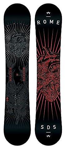 Rome Garage Rocker Snowboard Mens Sz 156cm - Matrix All Terrain Snowboard