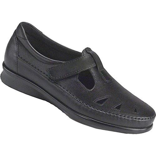SAS Women's, Roamer Slip on Shoe Black 7.5 W