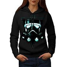 Storm Trooper Star Women Women Hoodie   Wellcoda