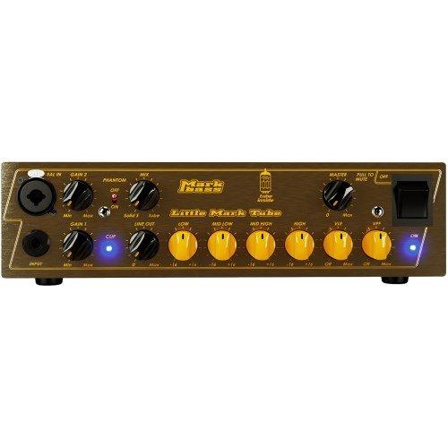 - Markbass Little Mark Tube Bass Amp Head