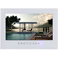 Soulaca 32 LCD TV for Bathroom Waterproof White Color T320FN-W