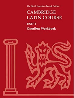 Cambridge Latin Book 1
