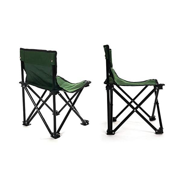 LYZZDY Yxsd Sedie per Il Tempo Libero all'aperto Sedie Pieghevoli Sedie Portatili Sedie da Pesca Picnic Barbecue… 6 spesavip