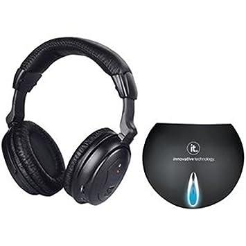 Nueva tienda innovadora tecnología ithw858 auriculares inalámbricos para TV/reproductores de MP3/ordenador