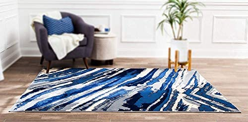 Anji Mountain Wave Wash Area Rug