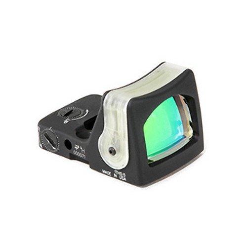 Trijicon RM05 RMR 9 MOA Dual-Illuminated Amber Dot Sight (9 Moa Amber Dot)