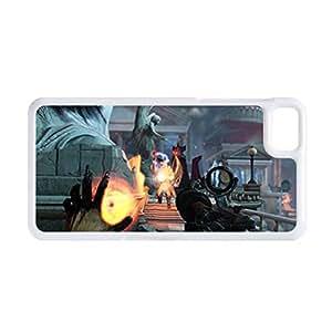 Generic Custom Phone Cases For Girly Design With Bioshock Infinite For Blackberry Z10 Choose Design 3