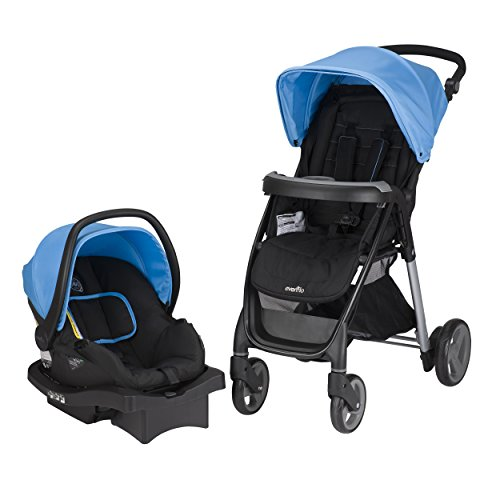 Blue Travel System Strollers - 8