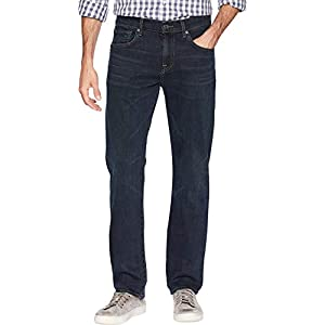 7 For All Mankind Men's The Straight Tapered Straight Leg in Contra