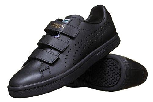 pas cher pour réduction 3cbd8 a09a6 PUMA - Court Star Velcro - 42, Noir: Amazon.co.uk: Shoes & Bags