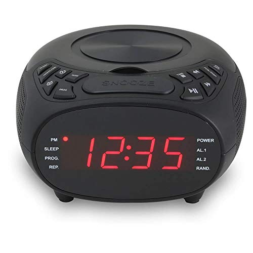 Cd Clock Radio