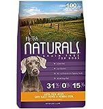 Hi-Tek Naturals Grain Free Lamb Meal and Sweet Potato Formula Dry Dog Food, 15 Pounds