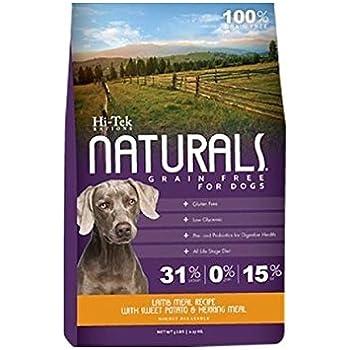Hi Tek Naturals Grain Free Lamb Meal And Sweet Potato