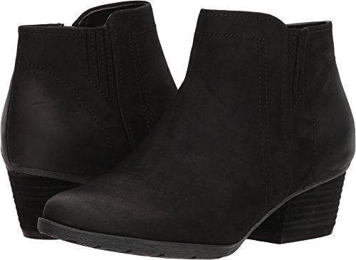 Waterproof Leather Black Bootie Valli Blondo Womens gn0qRw