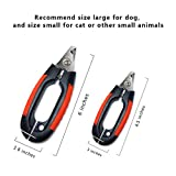Dog Nail Clippers, Professional Pet Nail Trimmers
