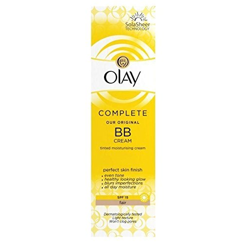 Olay Complete Care BB Cream SPF 15 with Max Factor Skin Moisturiser, 50 ml Procter & Gamble 81398970