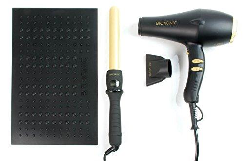 BIO IONIC Gold Pro Style & Wave Kit (Blow Dryer Bio Ionic)