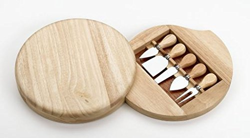 Iris –  Table degustacion fromage + 5 couteaux 3356i