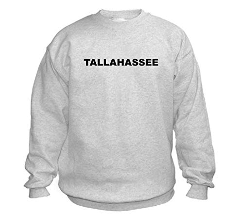 TALLAHASSEE - City-series - Light Grey Sweatshirt - size XXL -