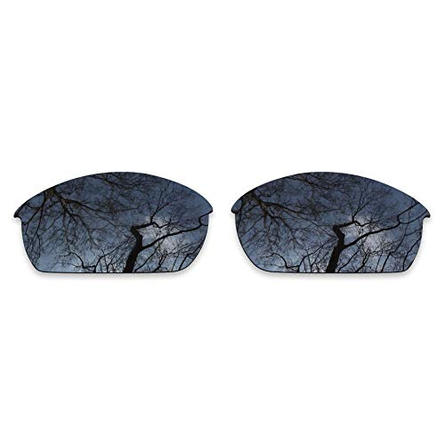 ToughAsNails Polarized Lens Replacement for Oakley Flak Jacket Sunglass - More Options ()
