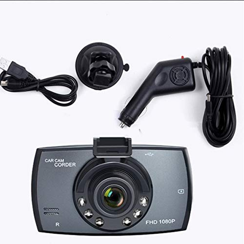 DVR Driving Recorder Loop Recording Motion Detection for Automobile HibiscusElla