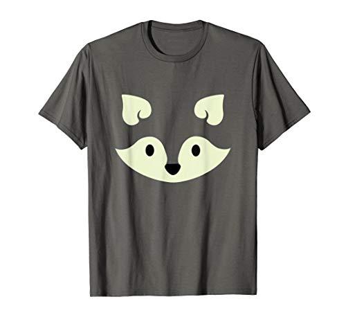 Fox Halloween Costume Shirt Cute Funny]()