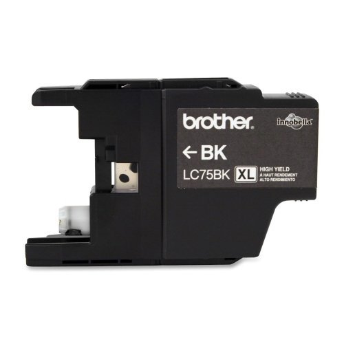BRTLC75BK Brother LC75BK Ink Cartridge