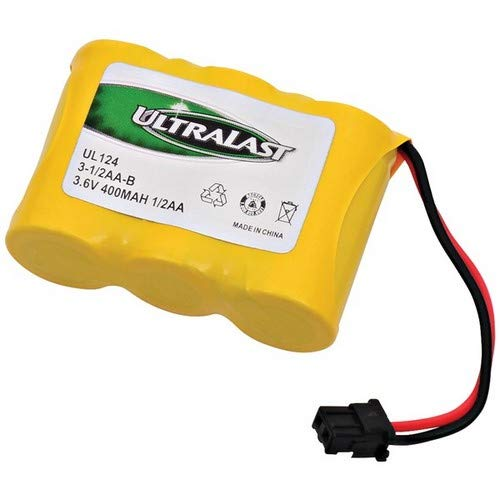 Ultralast UL-124 Cordless Phone Battery for Sony, Toshiba, Uniden, Panasonic