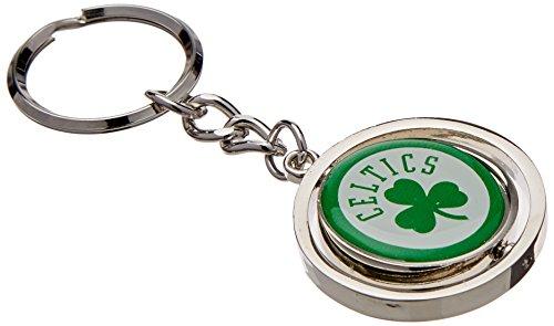 Basketball Keychain Nba (NBA Boston Celtics Spinner Key Ring)