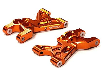 for HPI Savage XS Flux T5011ORANGE Integy Machined Lower Suspension Arm 2